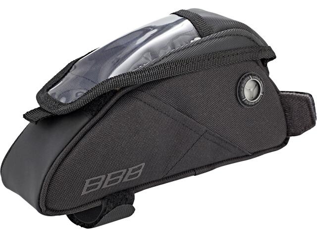 BBB FuelPack BSB-17 Oberrohrtasche schwarz